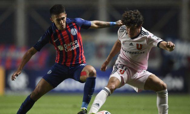La U dice adiós a la Copa Libertadores tras perder ante San Lorenzo en Argentina