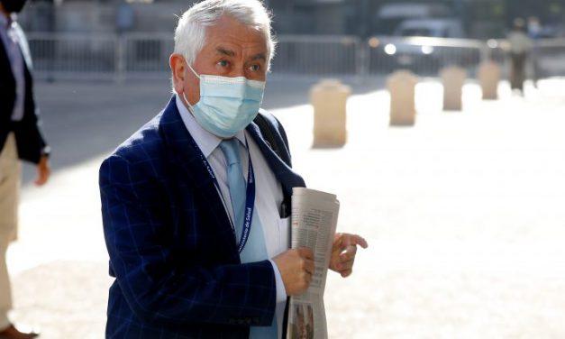 """Paris se defiende a lo Mañalich ante críticas por manejo de la pandemia: """"Lo único que hacen es dañar al Gobierno ante la opinión pública"""""""