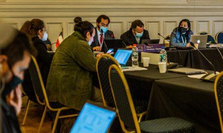 Comisiones: audiencias y votaciones de propuestas
